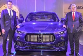 Maserati Kotasını dolduruyor