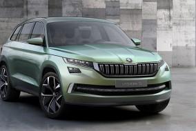 Yeni SUV'un adı: Kodiaq