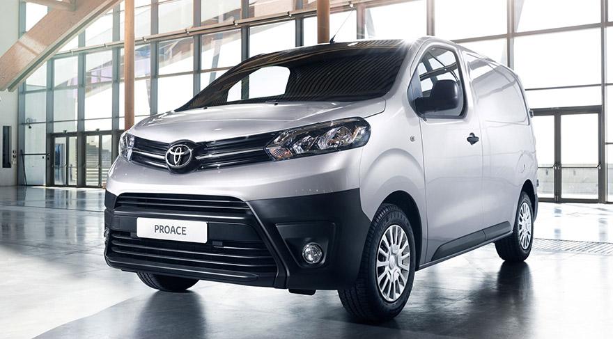 Toyota Proace geliyor