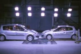 Renault Scenic ile Renault Clio test
