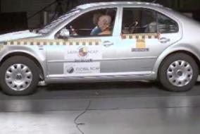 Volkswagen Bora test
