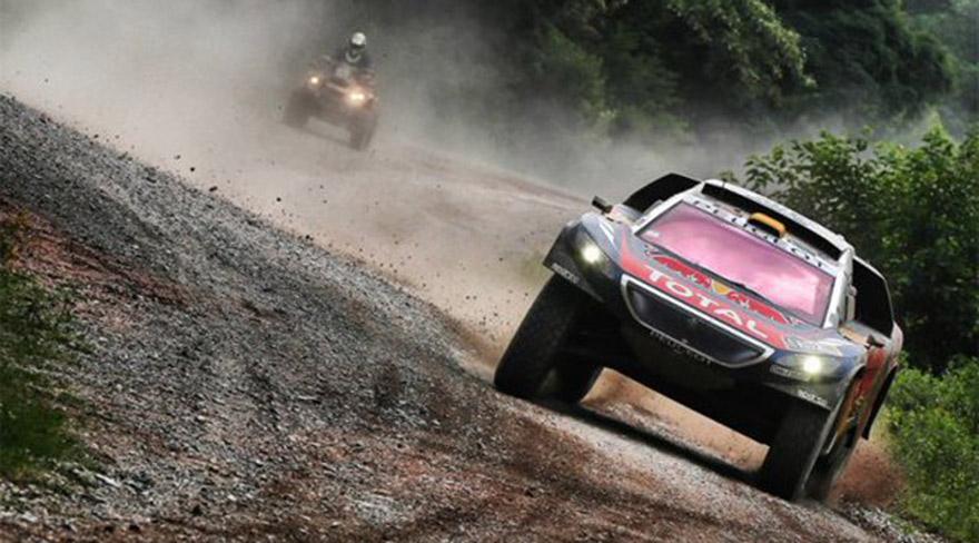 Peugeot, İpek Yolu Rallisine hazırlanıyor