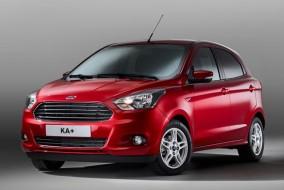 Ford KA Plus geliyor