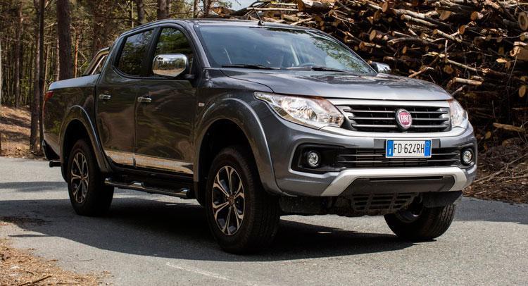 Fiat Fullback Satışa Sunuldu