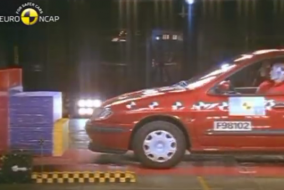 1999 Renault Megane test
