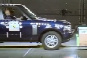 2002 Land Rover Range Rover test