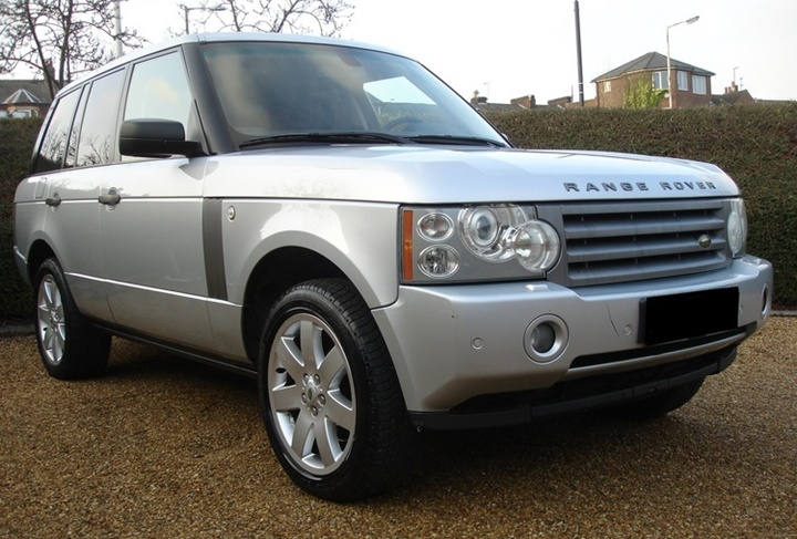 2005-2009 Land Rover Range Rover 3.6 TD