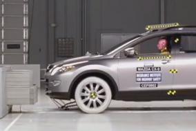 2008 Mazda CX-9 IIHS çarpışma testi