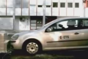 2008 Volkswagen Golf 100km-h ile test