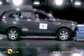 2011 Chevrolet Captiva test