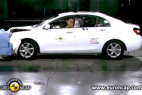 2011 Geely Emgrand EC7 test