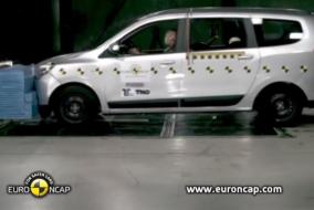 2012 Dacia Lodgy test