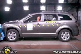 2012 Fiat Freemont test
