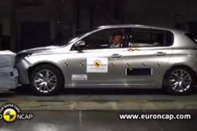 2013 Peugeot 308 test