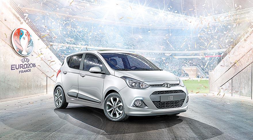 Hyundai i10 1.2 GO! satışa sunuldu.