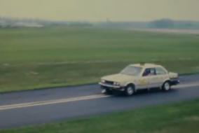 BMW E30 test