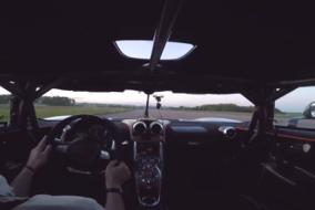Koenigsegg One1 0-300 kmh