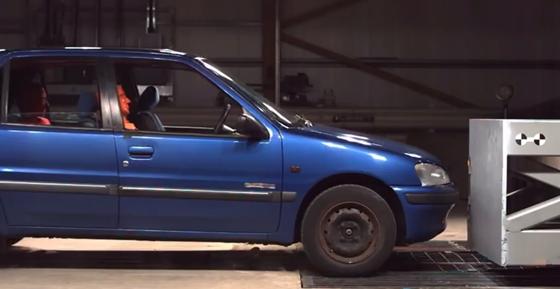 Peugeot 106 test