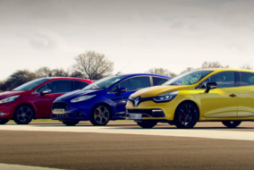 Peugeot 208 GTi, Renault Clio RS ve Ford Fiesta ST