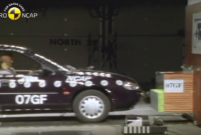 1997 Ford Mondeo test
