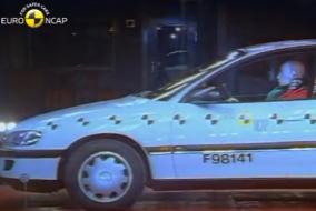 1998 Opel-Vauxhall Omega test