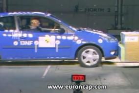 2002 Ford Fiesta test