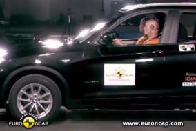 2011 BMW X3 test