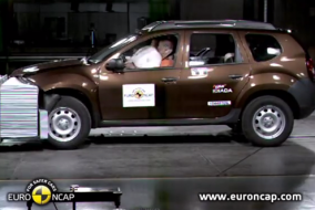 2011 Dacia Duster test