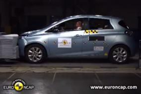 2013 Renault ZOE test