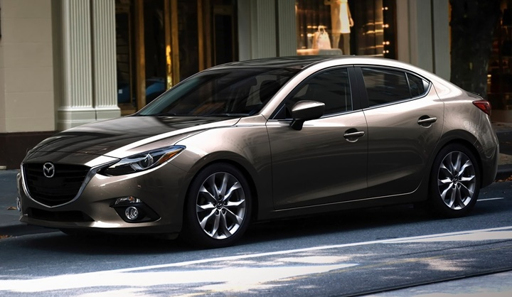 Mazda 3 Dizel Otomatik Satışta