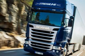 Sıfır faizle Scania