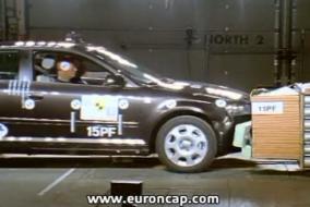 2003 Audi A3 test