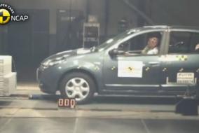 2008 Dacia Sandero test