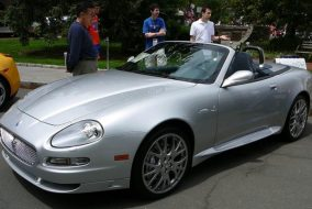2001-2007 Maserati Spyder