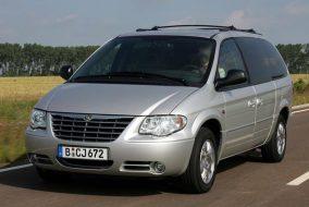 2004-2008 Chrysler Grand Voyager 2.8 CRD TD
