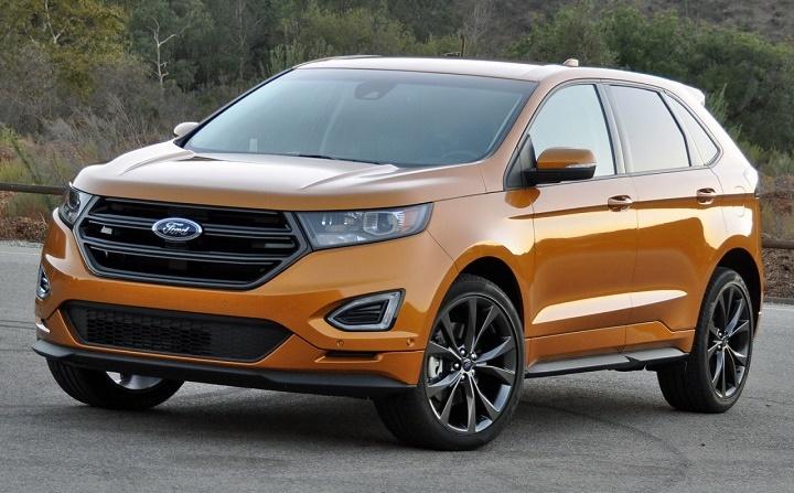 Ford' un yeni SUV' u Edge yollarda