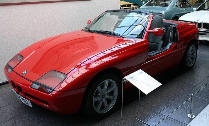 1989-1991 BMW Z1 2.5
