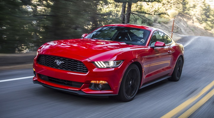 2017 Ford Mustang 5.0 Ti-VCT