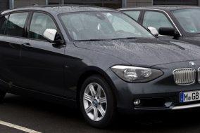 2011-2015 BMW 116i