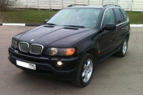 2000-2004 BMW X5 4.4i