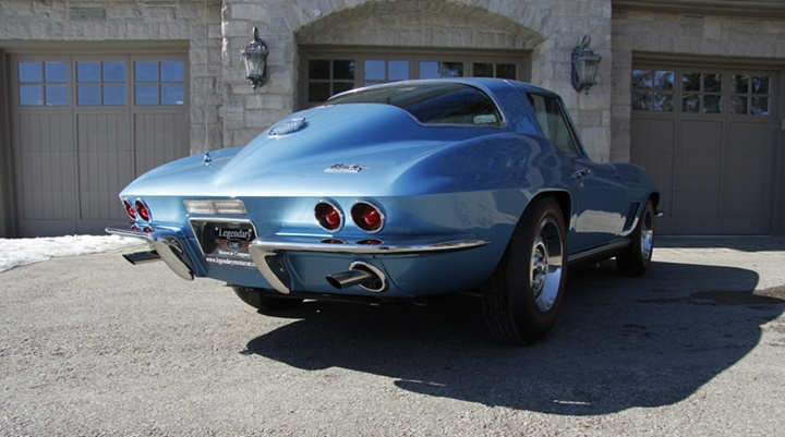 1967 Chevrolet Corvette Sting Ray Sport Coupe 427