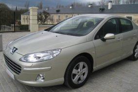 2004-2010 Peugeot 407