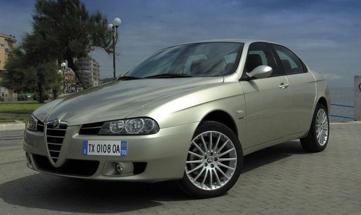 2003-2006 Alfa Romeo 156