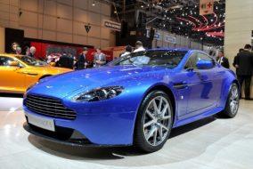 2017 Aston Martin Vantage S Coupe