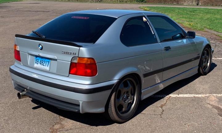 1995-2000 BMW 318 ti