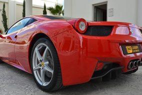 Ferrari 458 Italia 4.5