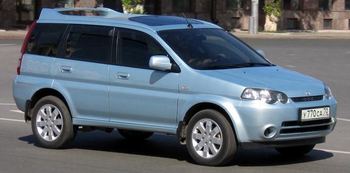 1999-2006 Honda HR-V