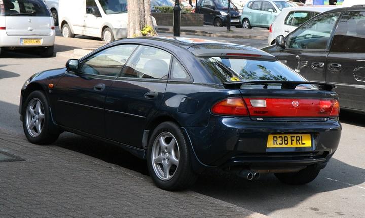 1994-1998 Mazda 323F 1.8