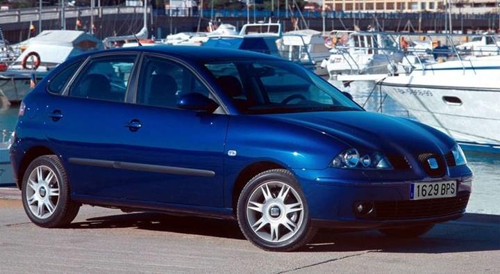2001-2008 Seat Ibiza