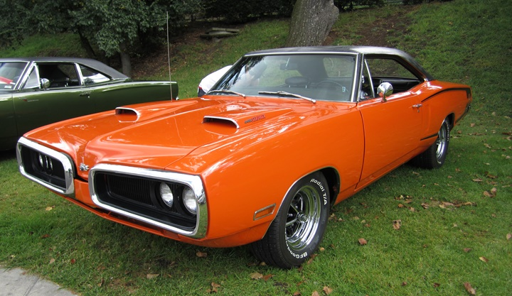1969-1970 Dodge Coronet Super Bee Hardtop Coupe